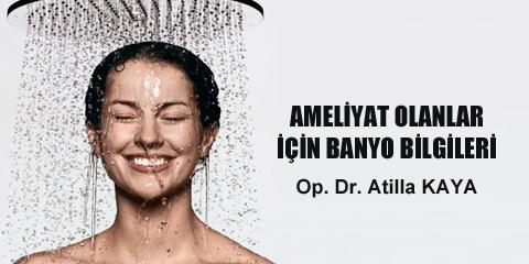 Ameliyat Banyo