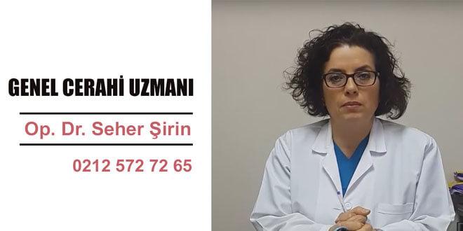 Kadın genel cerrah